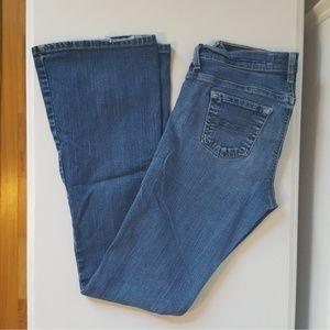 Express Jeans - EXPRESS   Flare Cetine Jeans   Sz 8L